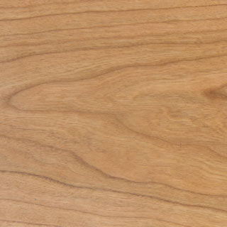 Cherry with Natural stain